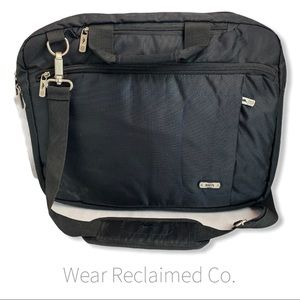 ROOTS Padded Laptop Bag